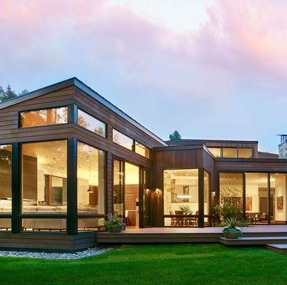 best modern home exteriors