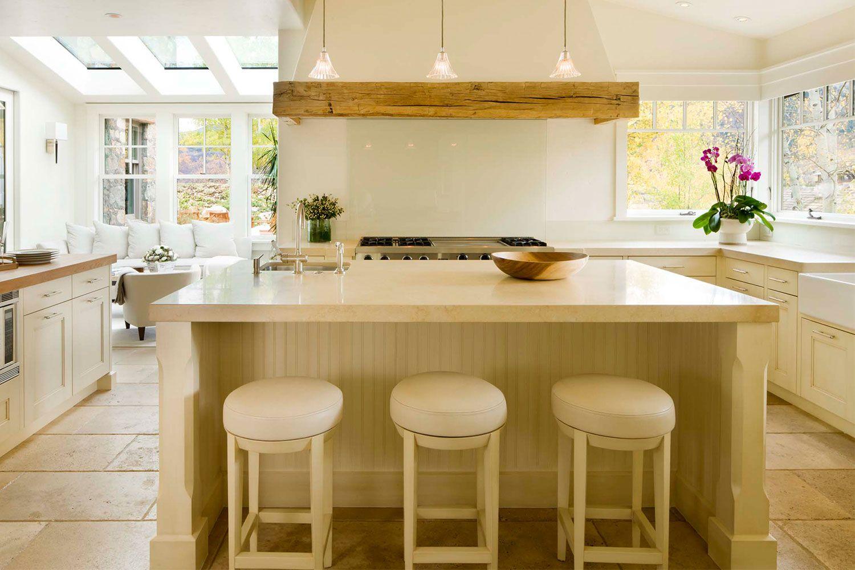 Gentil Yellow Kitchens
