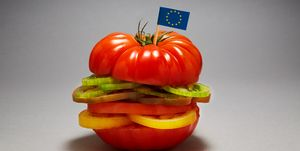 Brexit food