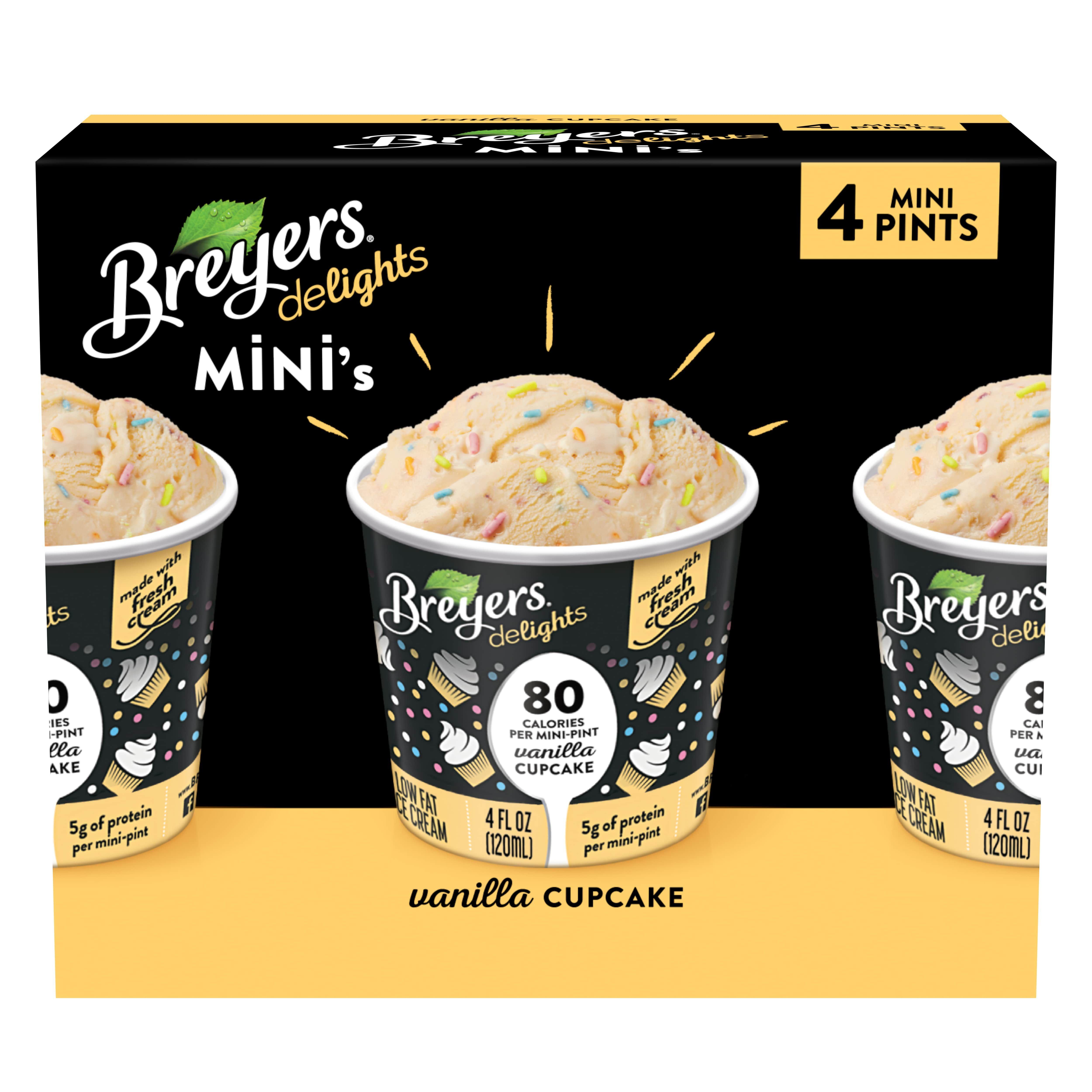 Prime Breyers Now Sells 80 Calorie Mini Tubs Of Ice Cream That Taste Funny Birthday Cards Online Alyptdamsfinfo