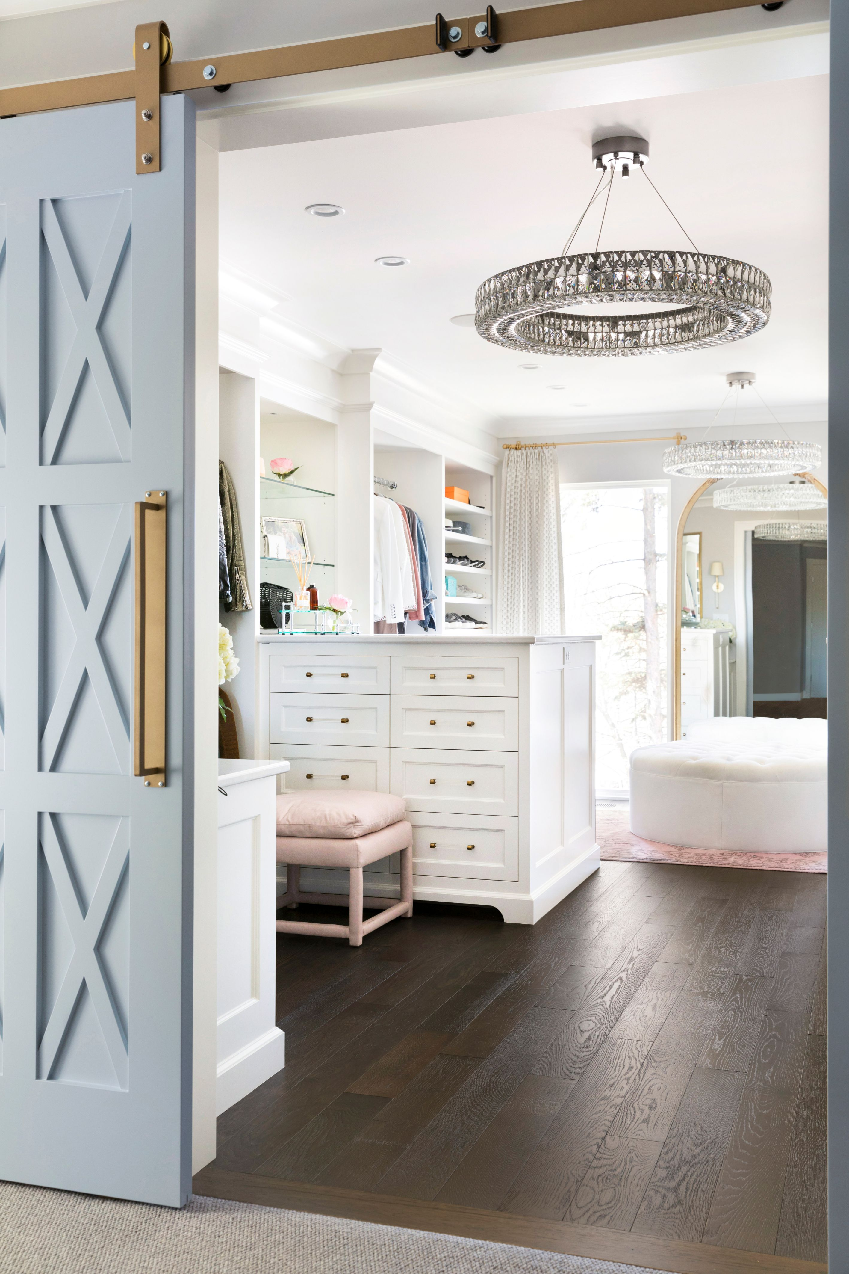 5 Ingenious Storage Ideas to Borrow from the Ultimate Glam Closet