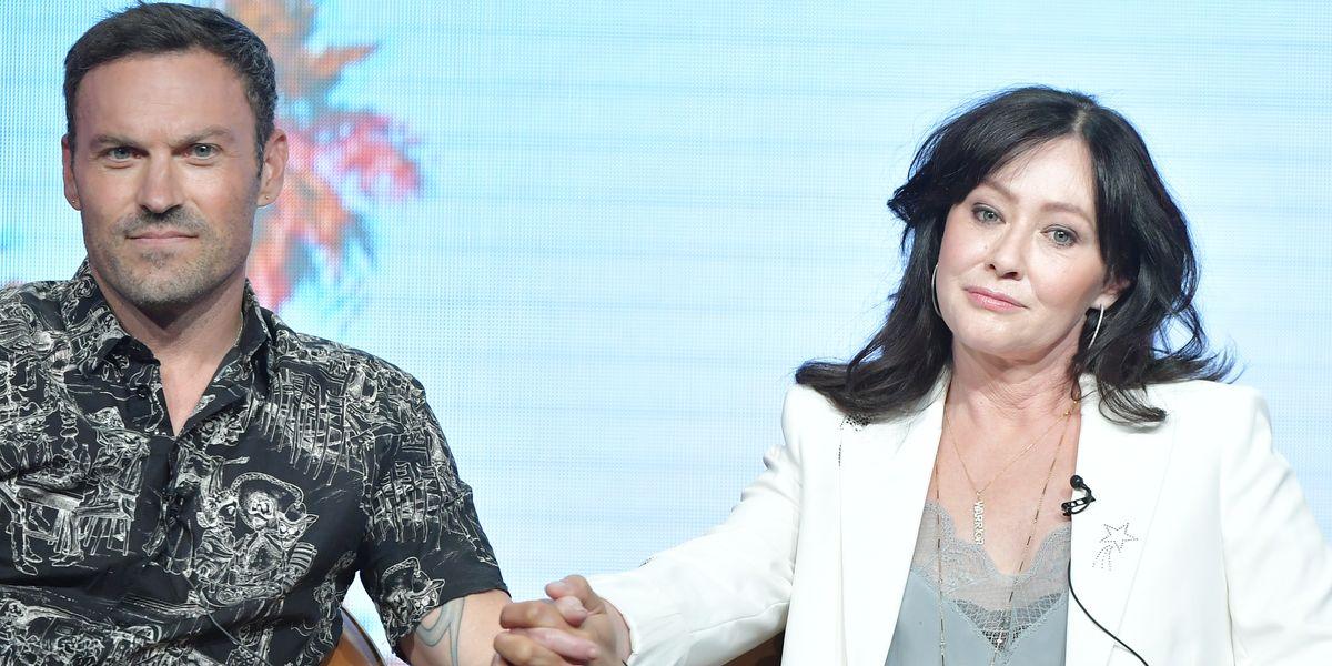 Shannen Doherty Says Brian Austin Green Got Her Through 'BH90210' Amid Breast Cancer Battle