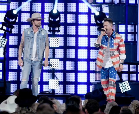 54th Academy Of Country Music Awards - Show