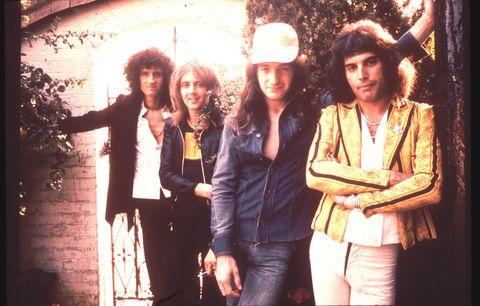Queen File Photos 1970s