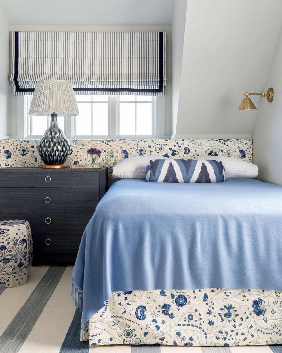 espaces modernes chambre à coucher