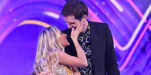Brianne Delcourt, Kevin Kilbane, Dancing on Ice
