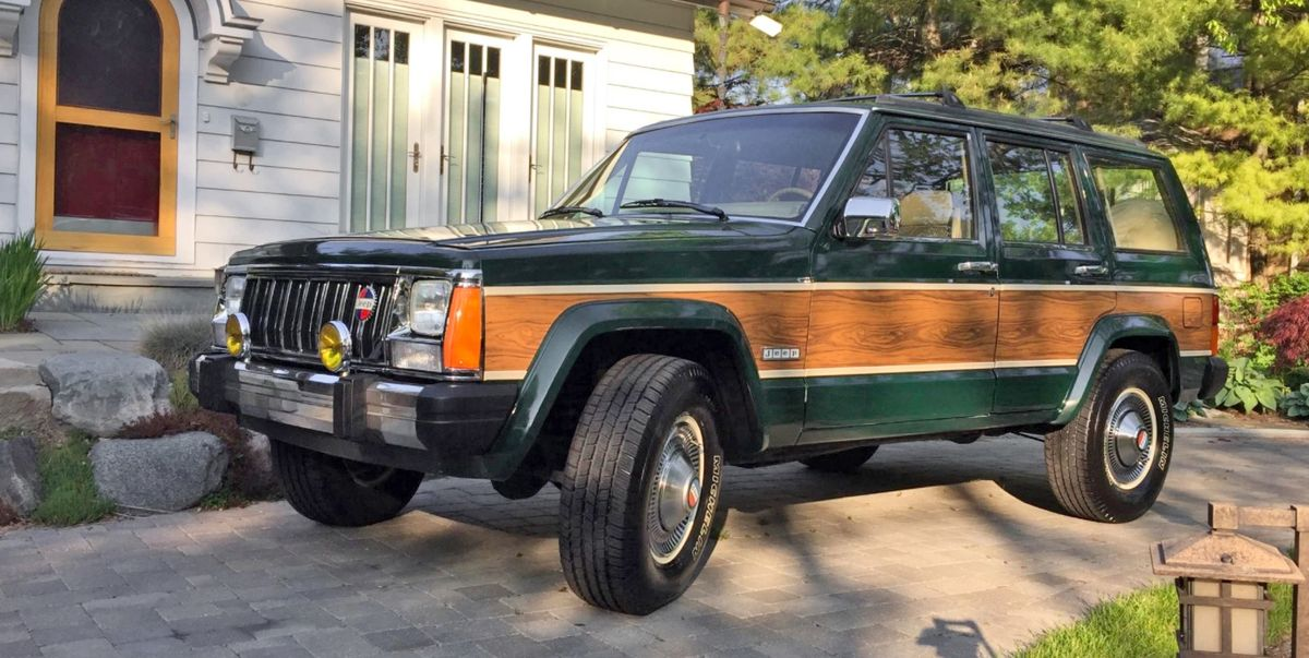Jeep's Lesser-Known Wagoneers Are in Collector Hands Today