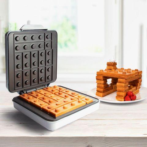 Brick Breakfast Waffle Maker