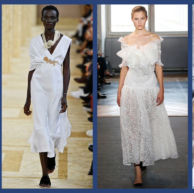 Bridal Fashion Week 2020.Ready To Wear Bridal Gowns Took Over The Spring 2020 Runways