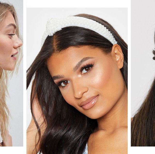 Wedding Hairstyles App: 13 Bridal Hair Accessories For When You Say 'I Do