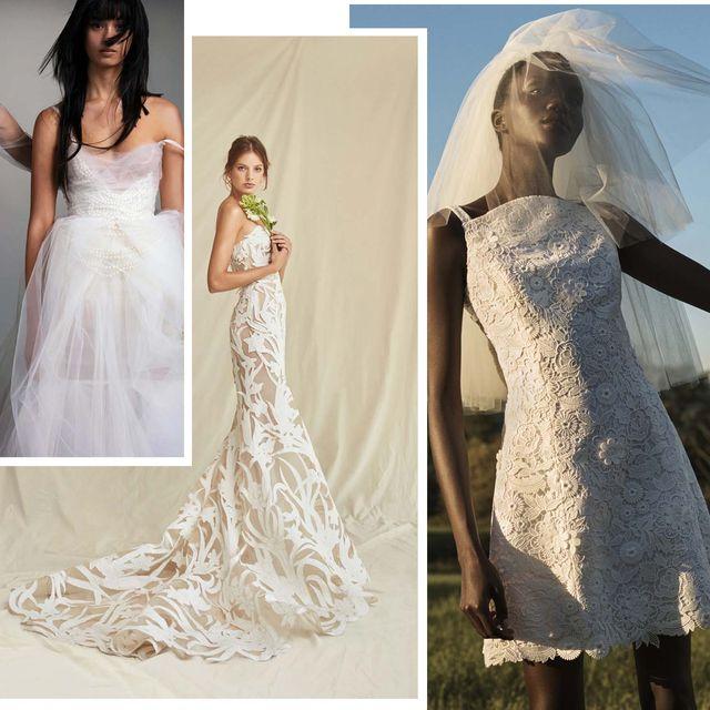 robes de mariée tendances 2020 2021