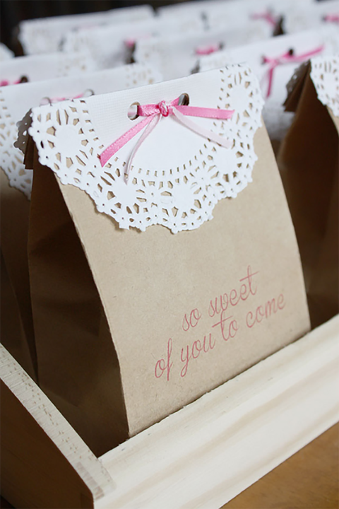bridal party shower favors