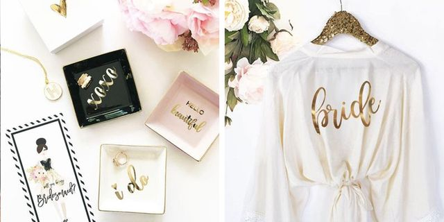 15 Best Bridal Shower Gift Ideas For The Bride Unique Gifts For Wedding Showers