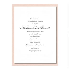 20 best bridal shower invitations for every wedding theme bridal shower invitations filmwisefo Choice Image