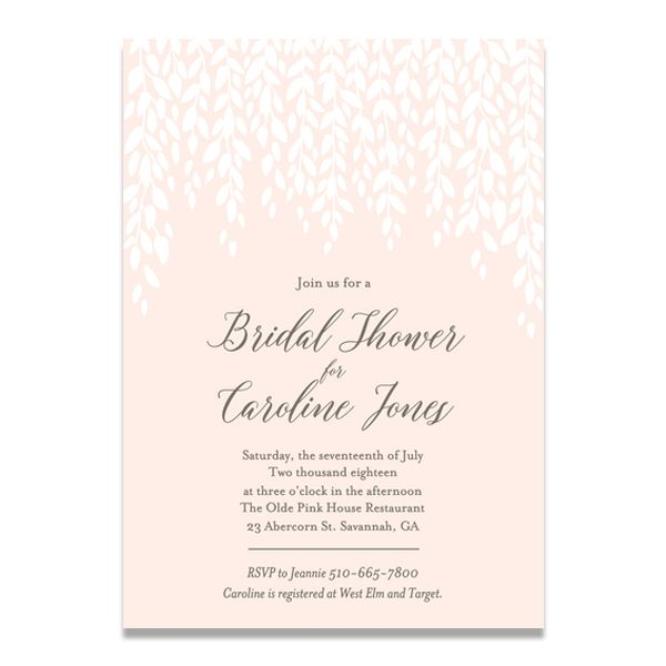 20 best bridal shower invitations for every wedding theme filmwisefo