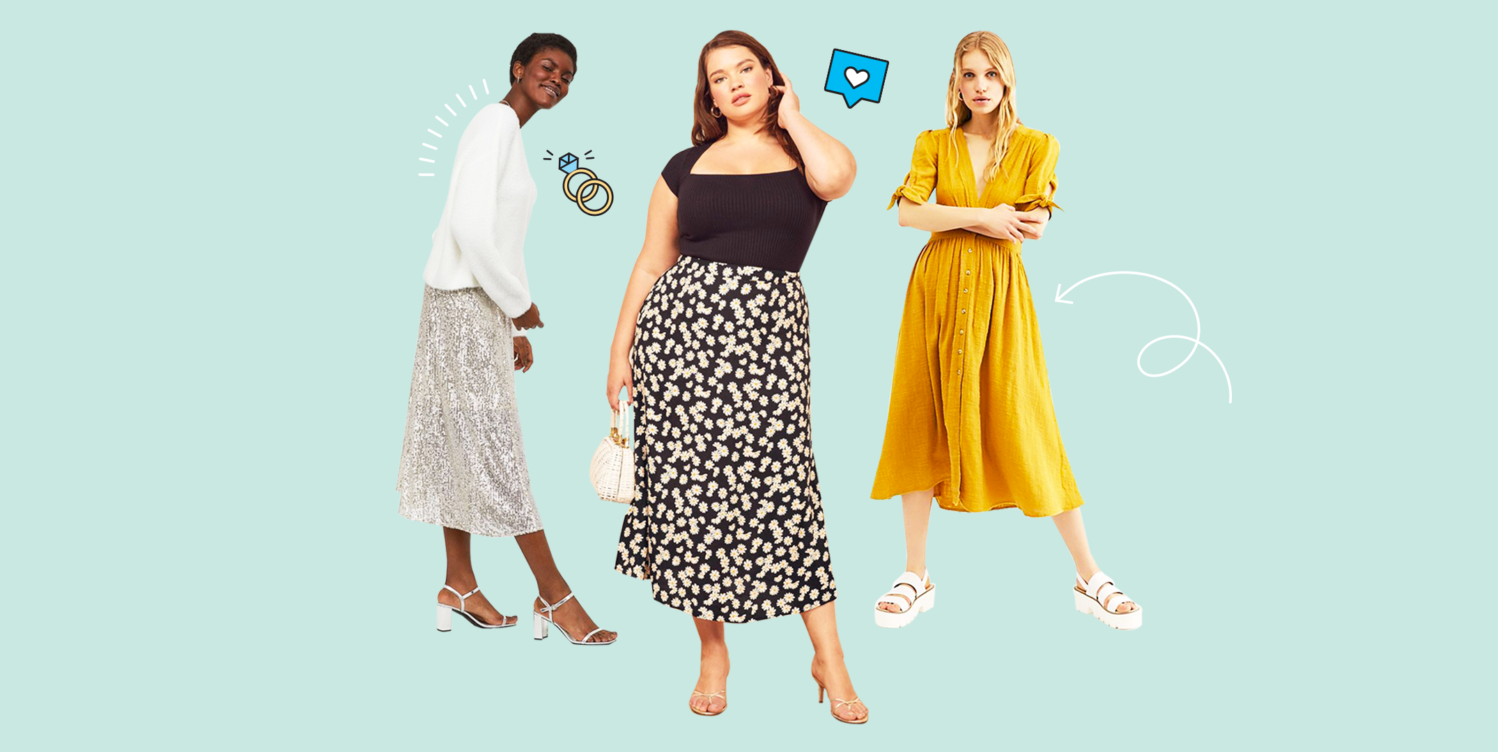 Here's What to Wear to a Bridal Shower, Whether You're the Bride or a Guest