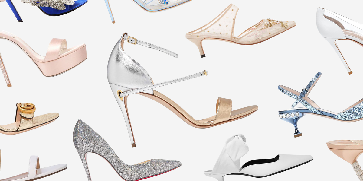 55 Best Wedding Shoes for 2018 - Ivory 37e9f5163529