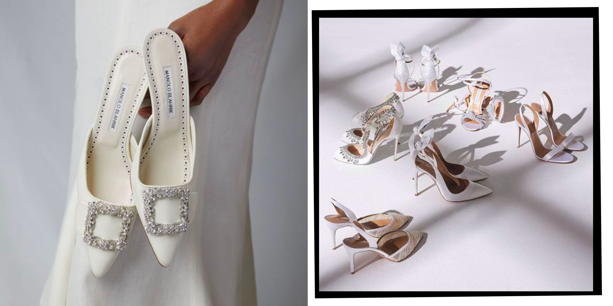 The Best Bridal Shoes For Every Budget