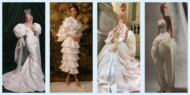 ウエディングドレス トレンド 最新 ドレス 流行