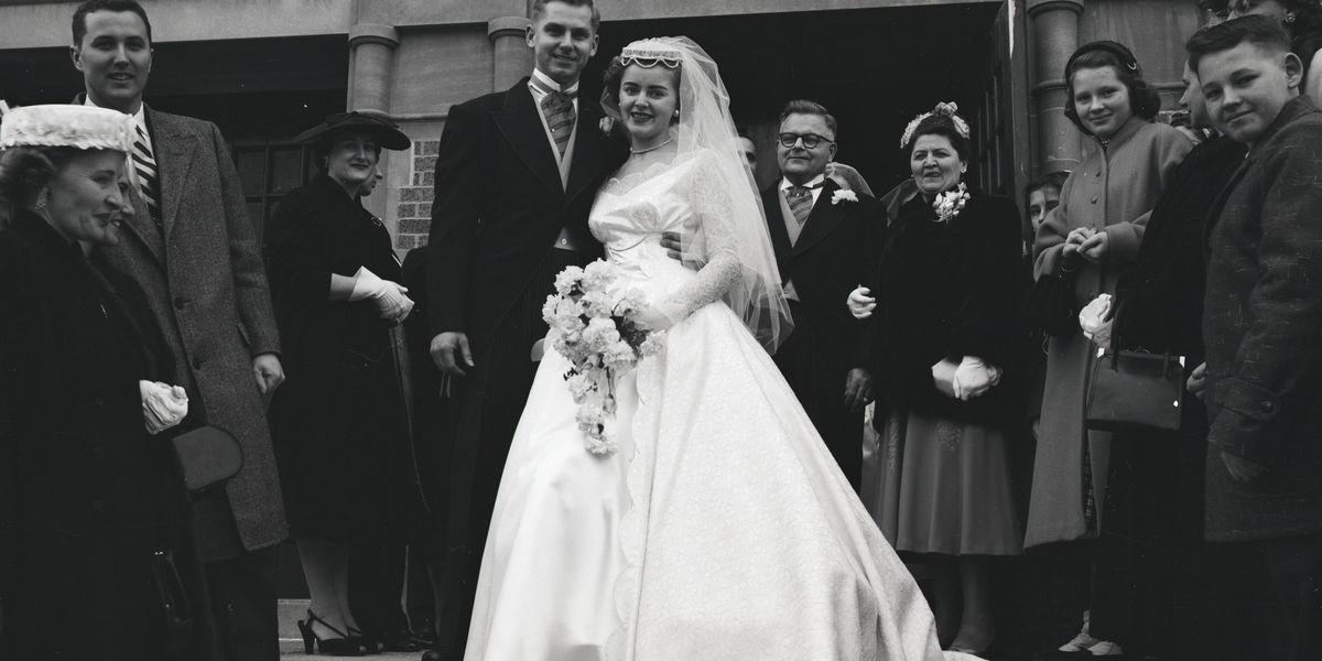 The Evolution Of Bridal Style History Of Wedding Fashion