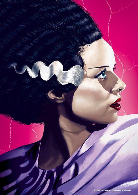 Retratos estilo pop en Cibeles de Cine