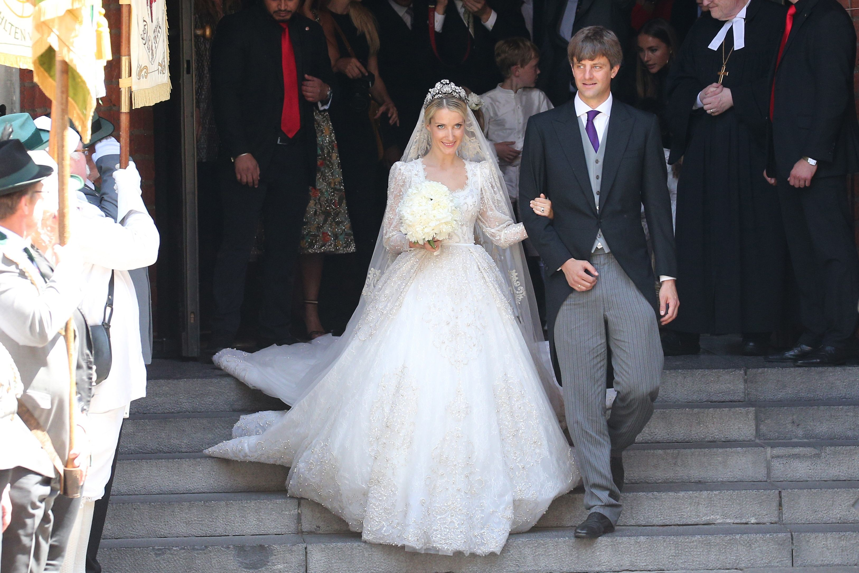 50 Best Royal Wedding Dresses Of All Time Royal Family Wedding Gowns