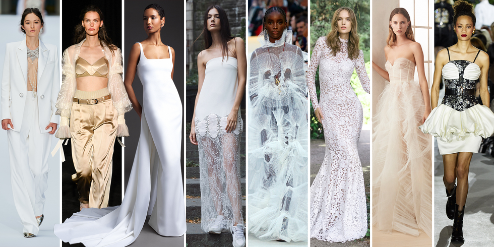 The 20 Wedding Dress Trends of 2020