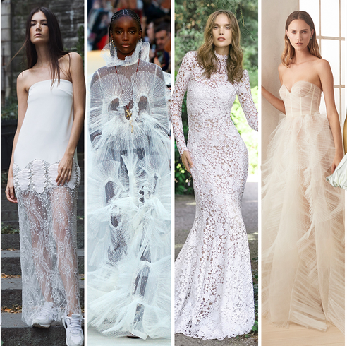 The 20 Wedding Dress Trends Of 2020 Best Wedding Dress Trends