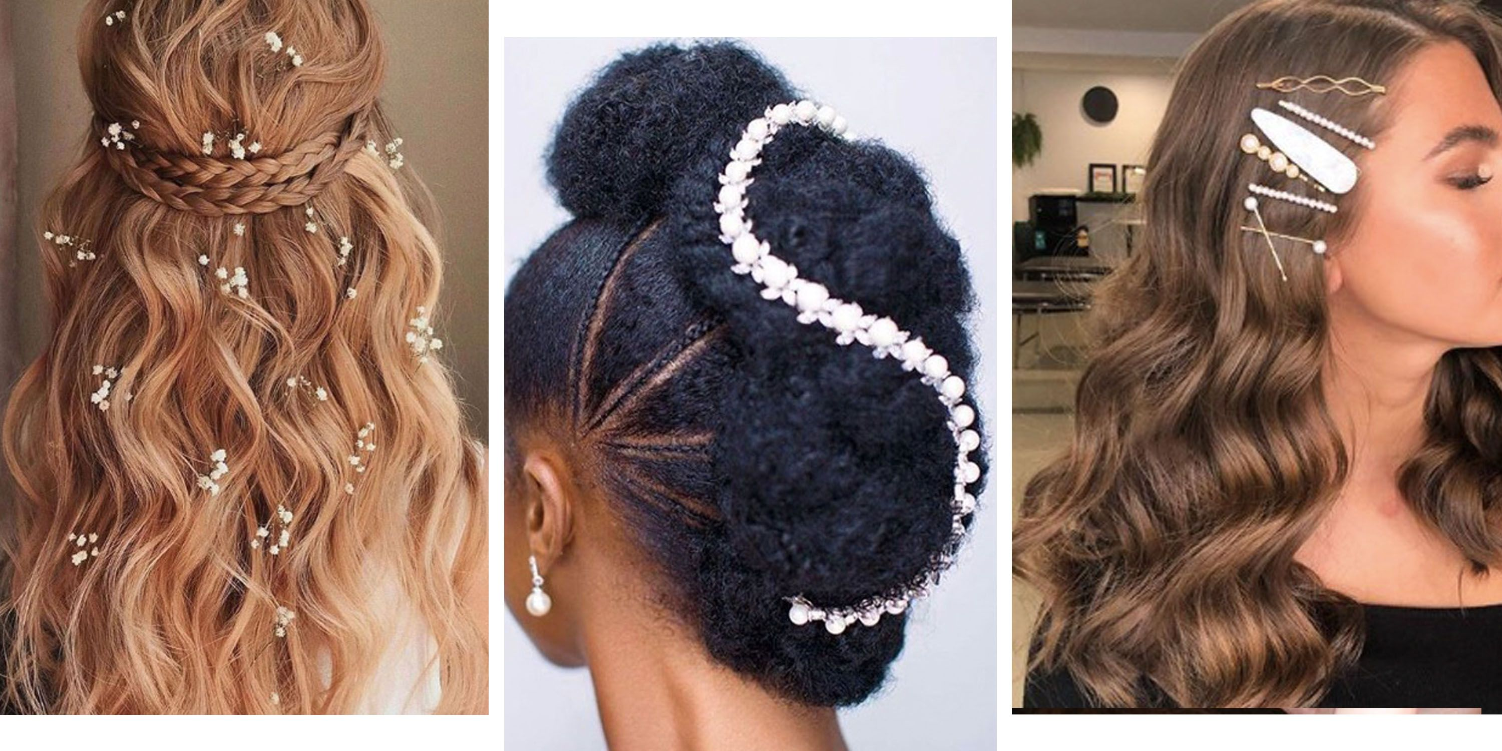Bridesmaid Hair Inspiration 2020 17 Of The Best Wedding Styles