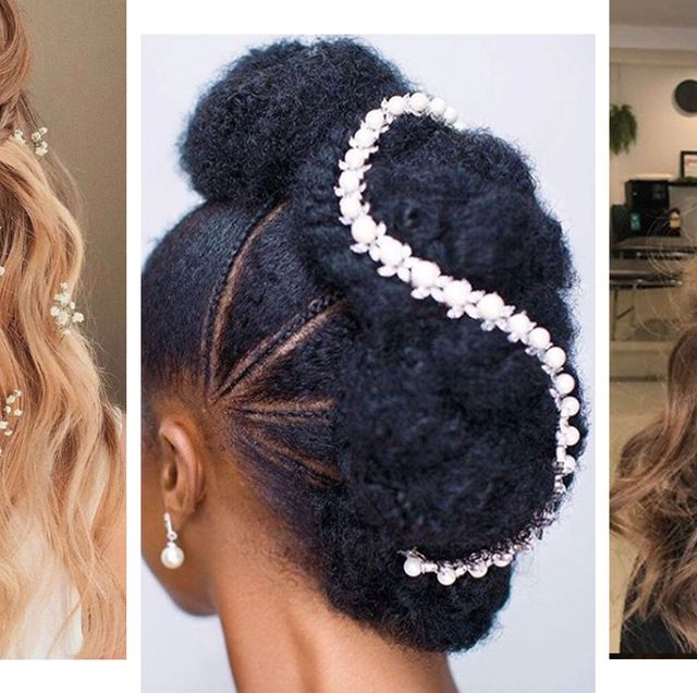 Bridesmaid Hair Inspiration 2019 - 18 of the best wedding styles