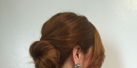 Sophisticated updos for summer