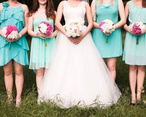 How to Turn Down Being a Bridesmaid