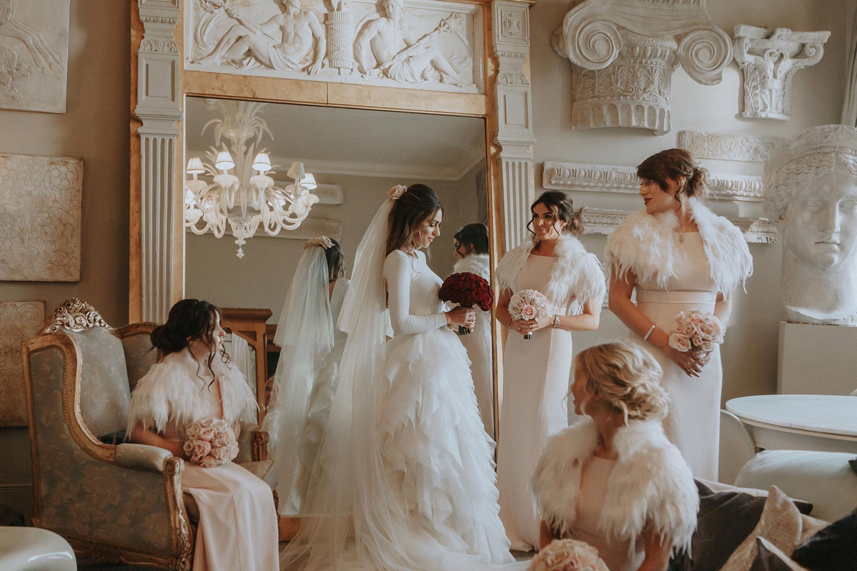 British Designer Wedding Dress