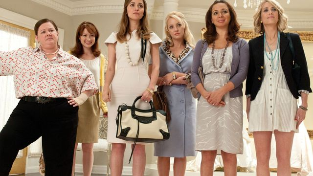 ten years after 'bridesmaids,' why are there still so few rrated femaleled comedies
