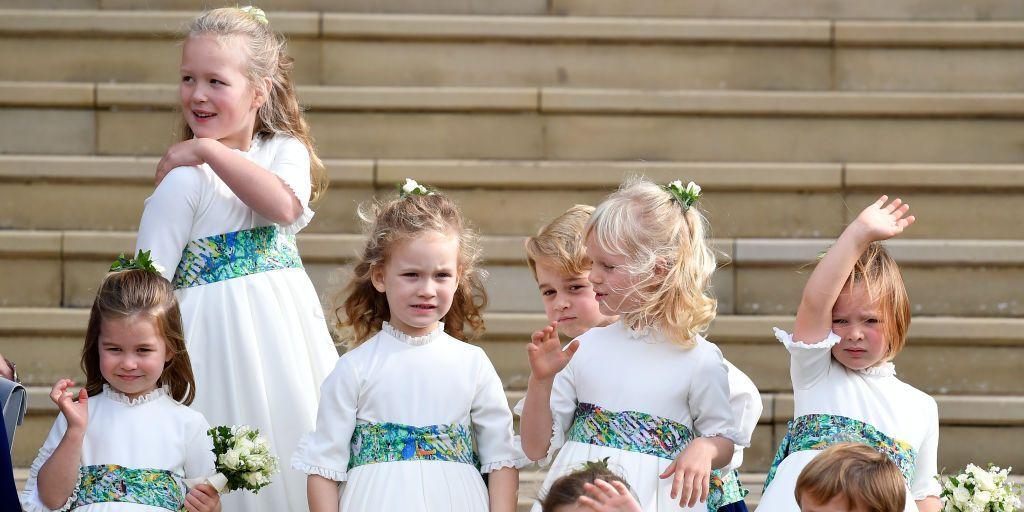 Queen Elizabeth Ii S Great Grandchildren From Oldest To