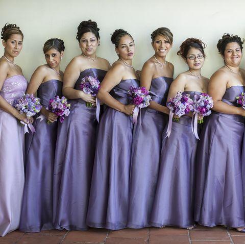 bridesmaids   bad wedding etiquette