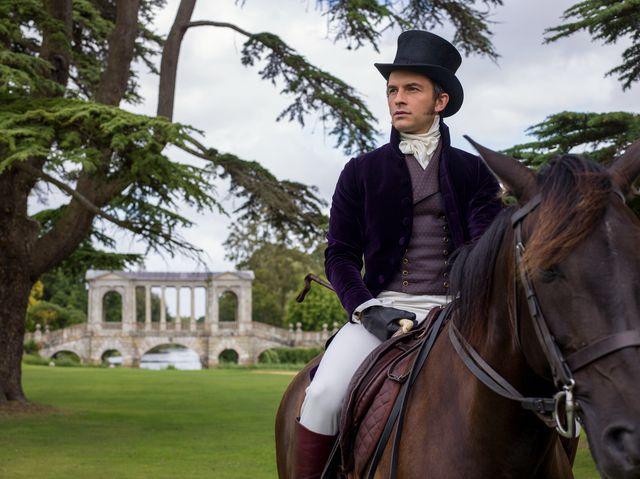 "jonathan bailey as anthony bridgerton in the shondaland netflix series ""bridgerton"""