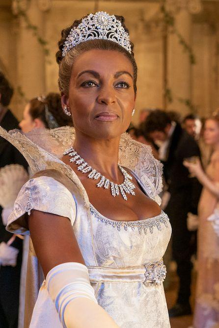 bridgerton adjoa andoh as lady danbury in episode 101 of bridgerton cr liam danielnetflix © 2020