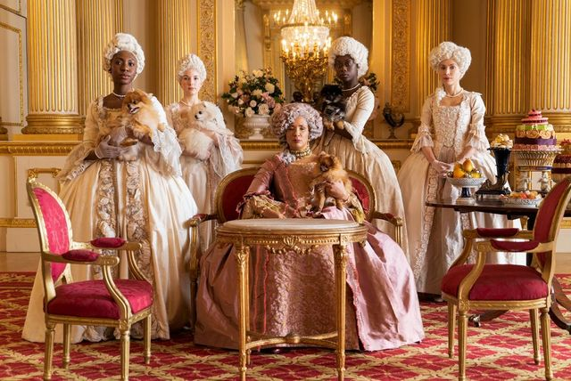 bridgerton golda rosheuvel as queen charlotte in episode 102 of bridgerton cr liam danielnetflix © 2020