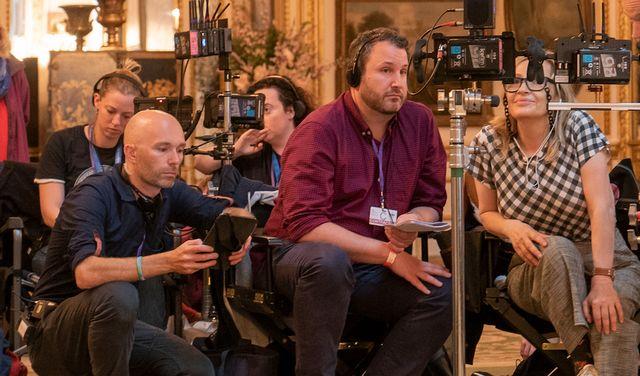 bridgerton executive producer chris van dussen in episode 105 of bridgerton cr liam danielnetflix © 2020