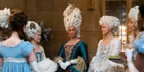 bridgerton golda rosheuvel as queen charlotte in episode 108 of bridgerton cr liam danielnetflix © 2020