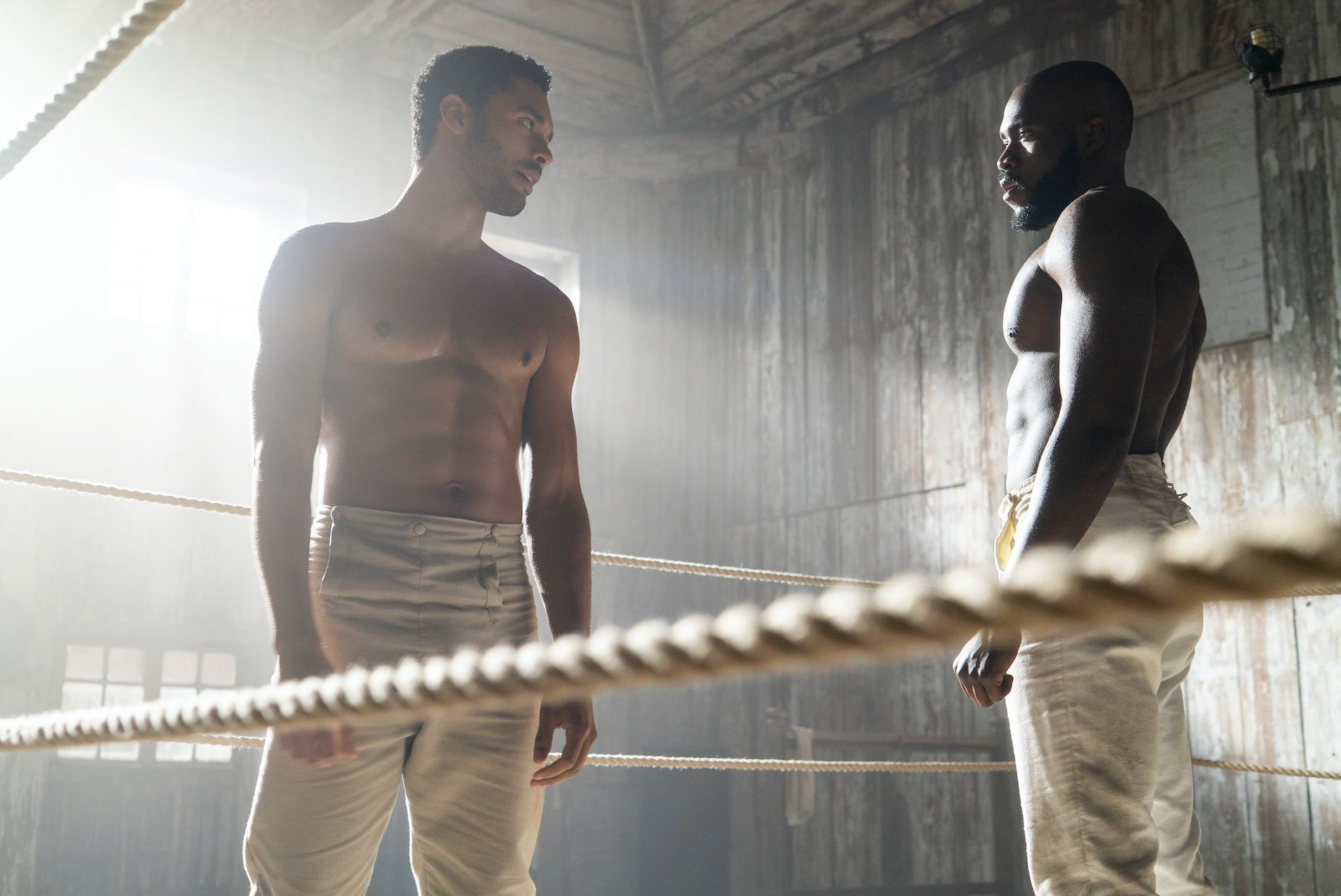 Why Is Boxing So Popular With Brooding TV Men?