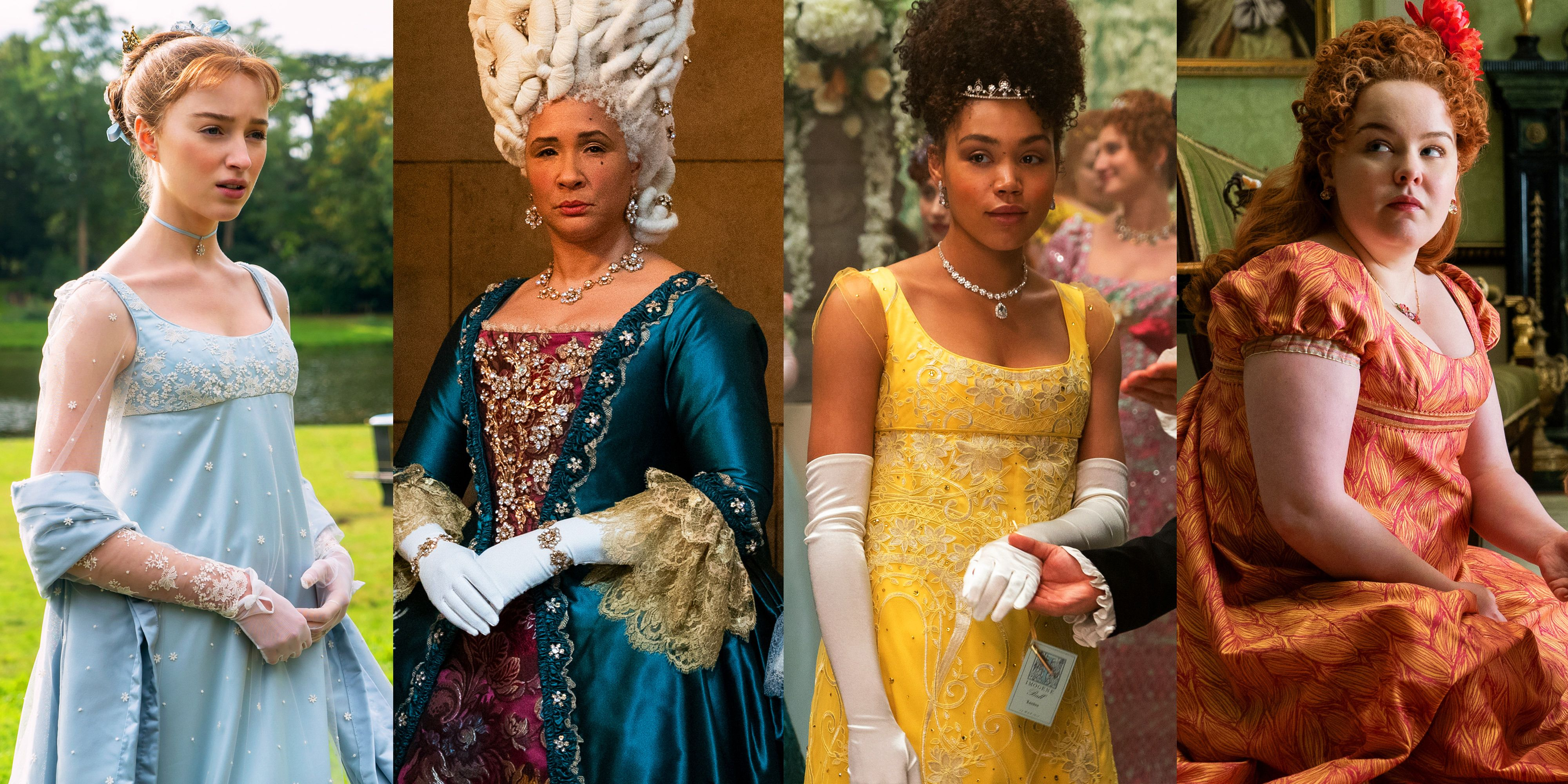 40 Best 'Bridgerton' Fashion Moments in Netflix Series