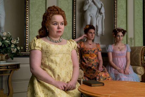 'los bridgerton' el rodaje de la segunda temporada está en pausa