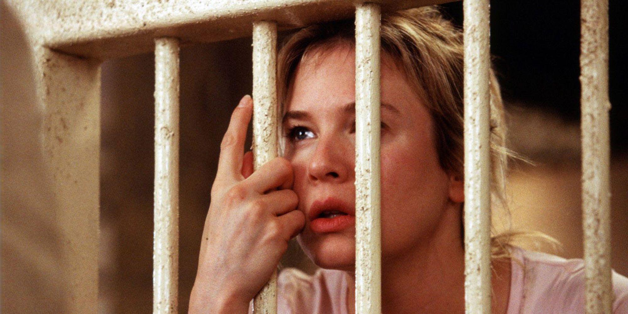 prison, Bridget Jones, arrested, jail