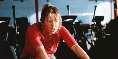 exercise, spin, spinning, work out, bridget jones, fitness,