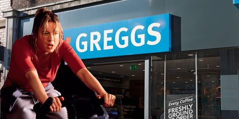 How you can get a free gym membership just by buying Greggs