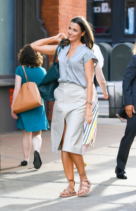 celebrity sightings in new york city july 19, 2021