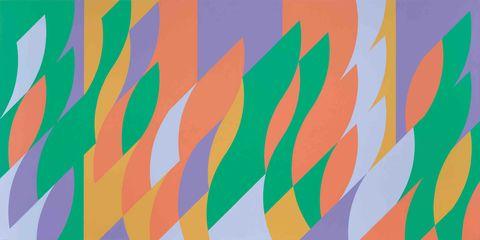 Orange, Pattern, Line, Design, Colorfulness, Graphic design,