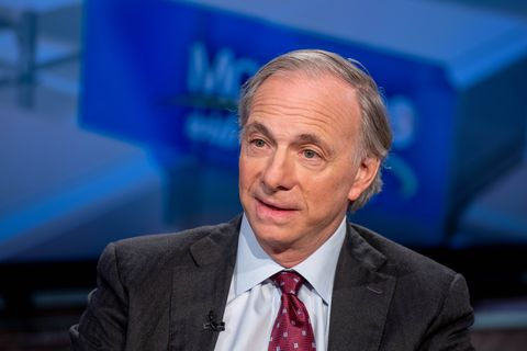 Bridgewater Associated Founder Ray Dalio Visits 'Mornings With Maria'